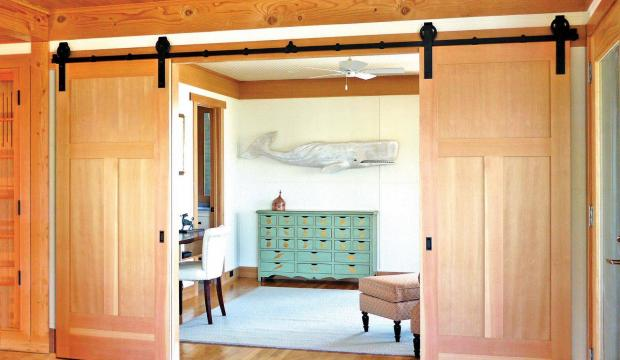 County View Contracting Barn Doors Go Indoors An Ideal Winter Project