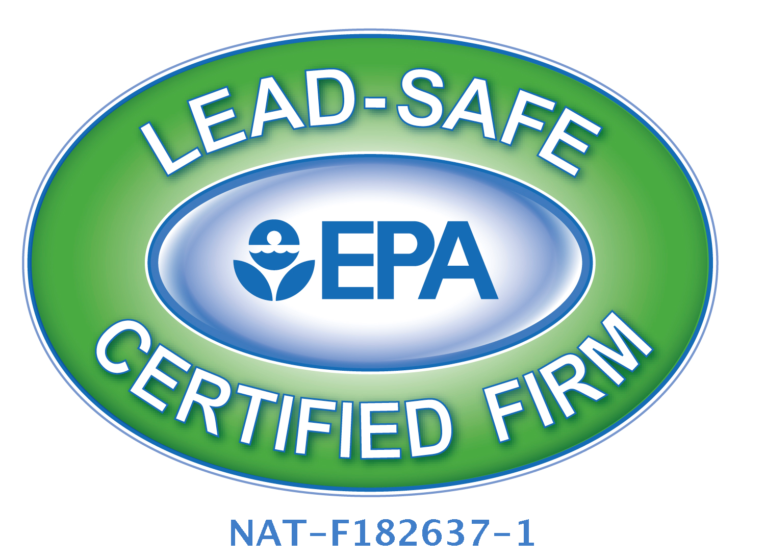 "County View Contracting Named ""Lead-Safe Certified Firm"" by the EPA"